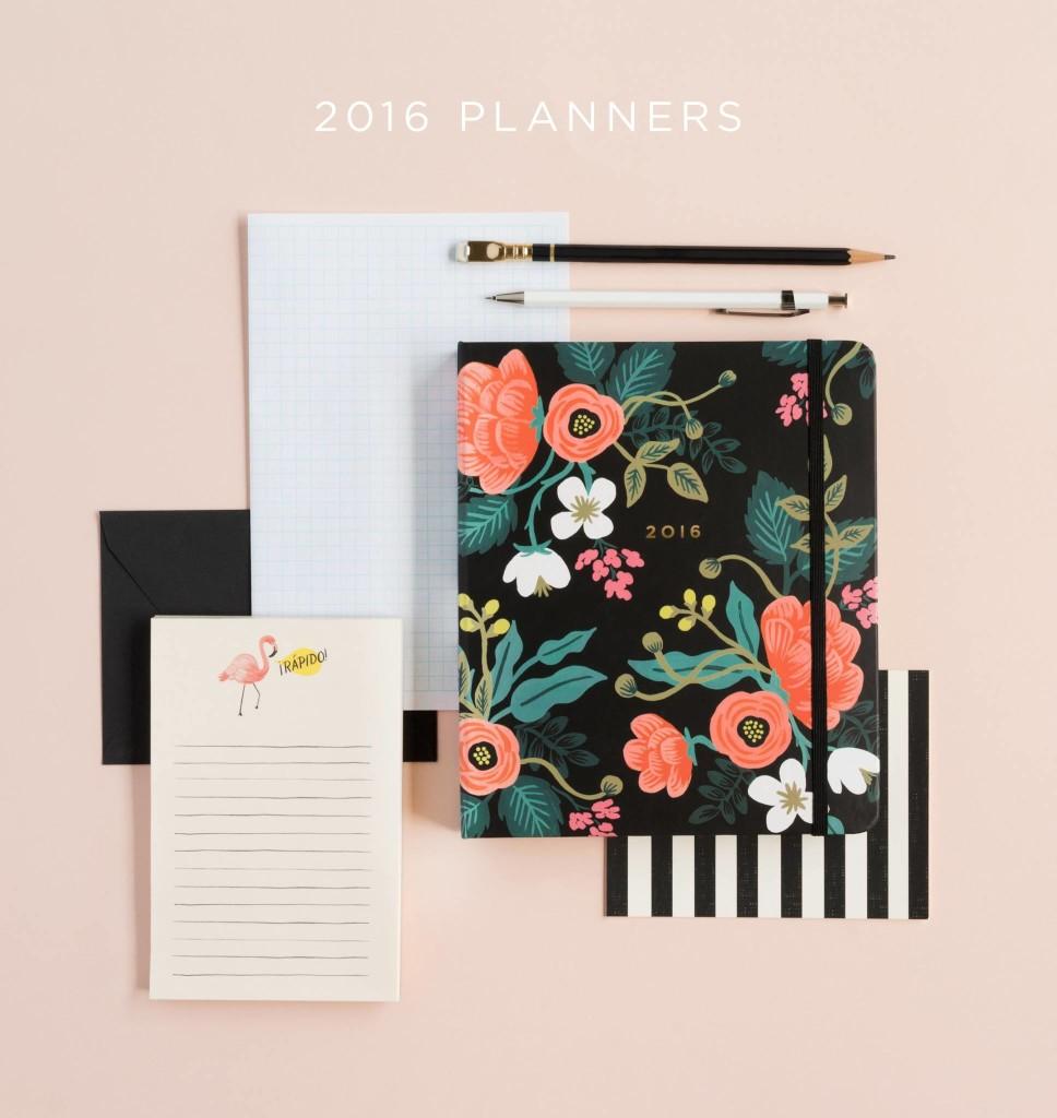 2016 Planner