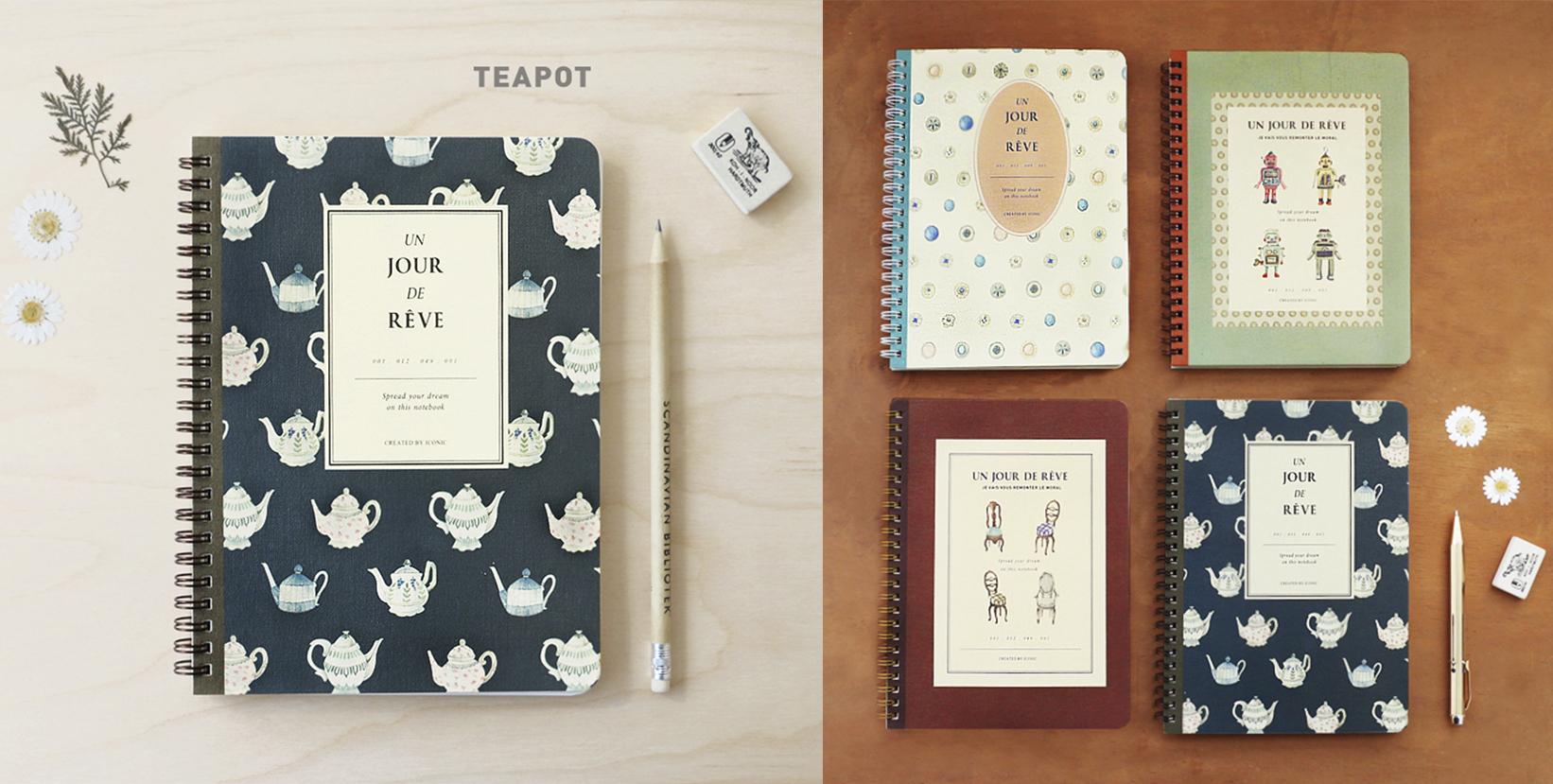 Cuadernos retro